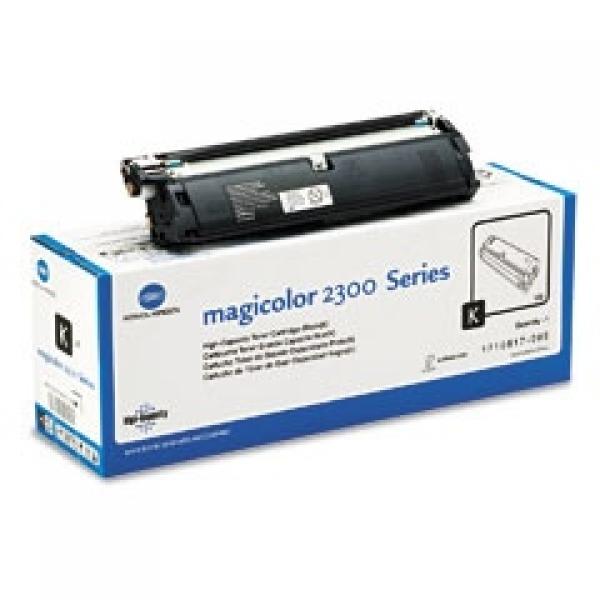 Konica-Minolta Cartridge MC2300 Black 4,5k (1710517005) (4576211),  (4576211)