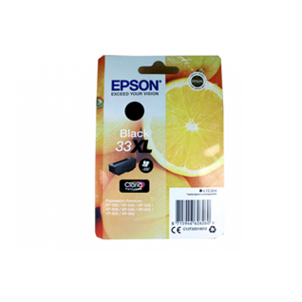 Epson Ink Premium Black No.33XL (C13T33514012),  (C13T33514012)