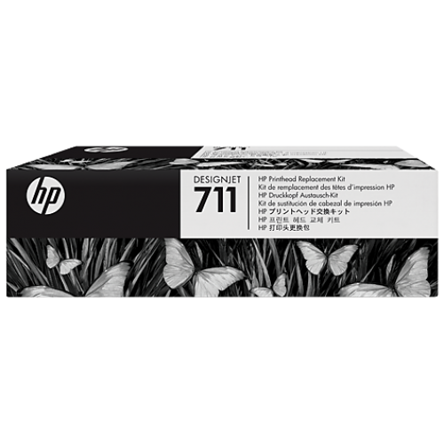 HP Printhead No.711 (C1Q10A),  (C1Q10A)